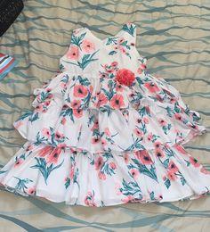 Pippa & Julie Flowy Dress size 14 | Mercari Dresses Kids Girl, Happy Kids, Size 14 Dresses, Clothes For Sale, Kids Girls, Floral Tops, Boutique, Children, Beautiful
