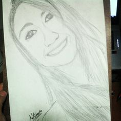 Desenho retrato