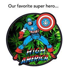 Fav super hero Mary J, America, Superhero, Usa