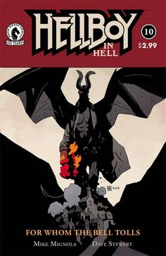 Hellboy In Hell (2015) Issue #10