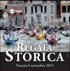 Regata Storica - Historic Regatta; Aug. 29, Sept. 3, and Sept. 6, in Venice' this event, famous for its spectacular historical water parade that precedes the race, is the most important one in the annual Venetian rowing calendar.  It dates back centuries, probably as far back as the mid 13th century when Venice needed to train the crews of its Navy in the art of rowing.  Nowadays there are four different races divided in terms of age and type of craft.