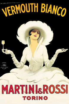 MARTINI AND ROSSI TORINO Affiche, poster, photographie