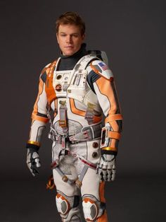 the martian space suit - Google Search