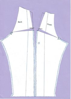 Some readers have asked how to make the alteration to a raglan sleeve that needs more cap height. I used the sleeve from Vogue pattern 8146 that Mary Beth used in Critique by Els Muslin by Mary Bet… Sewing Lessons, Sewing Hacks, Sewing Tutorials, Sewing Tips, Clothes Crafts, Sewing Clothes, Clothing Patterns, Sewing Patterns, Sewing Sleeves