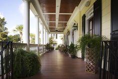 Cobb Architects Portfolio - Garner Residence, I'On, Mount Pleasant, SC