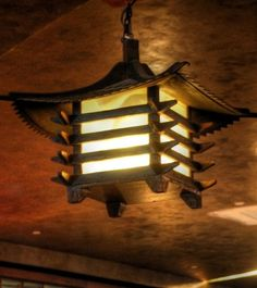 traditional japanese lamp - Google Search