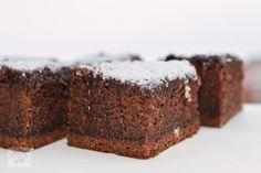 Negresa - CAIETUL CU RETETE Hungarian Desserts, Food Cakes, Cake Cookies, Cake Recipes, Sweets, Blog, Pictures, Bakken, Cakes