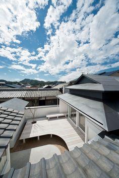 White Dormitory for Il Vento, 2011, Kagawa // Architects: Case Real / Photo: Hiroshi Mizusaki