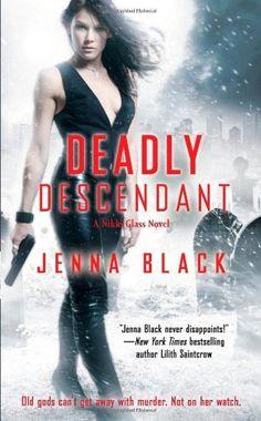 Deadly Descendant by Jenna Black. $7.99. Author: Jenna Black. Publication: April 24, 2012. Publisher: Pocket Books; Original edition (April 24, 2012)