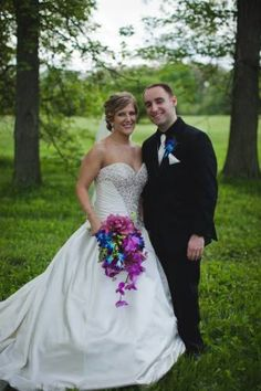 View photos of this real wedding in Illinois on 5/24/2014. (That's us!)