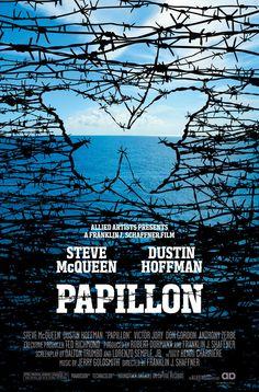 Papillon, heart wrenching film. Steve McQueen at his best