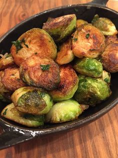 Crispy Fried Brussels Sprouts Recipe from Thomas Keller's Bouchon