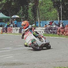 Indonesia Scooter Championship round 3 - 01.10.2017 - Sentul Circuit