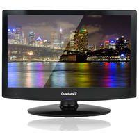 """QuantumFX 22"""" 12 Volt AC/DC Widescreen Full 1080p HD LED TV with ATSC Digital Tuner"""