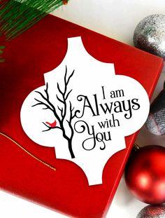 Treasure Memorial Ornament Memorial Ornaments, Memorial Gifts, Losing Someone, Always You, In This Moment, Memories, Memoirs, Souvenirs, Remember This