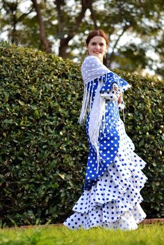 Flamenco Dress  •  Free tutorial with pictures on how to make a dress in under 120 minutes #howto #tutorial