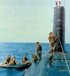 2 éme Regiment  Étrangere de Parachutistas Calvi-Corcega