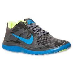 on sale 4a86a e801a Mens Nike Free 4.0 V4 Running Shoes