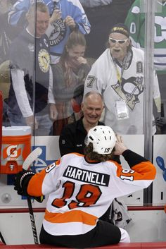 Hartsy's the man! stupid pens fan...give it up.