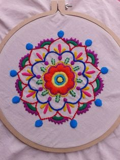 Cactus Embroidery, Folk Embroidery, Japanese Embroidery, Hand Embroidery Patterns, Beaded Embroidery, Embroidery Stitches, Embroidery Designs, Bordado Floral, Fiber Art