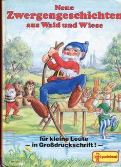 Lustige Zwergen-Geschichten.: Daig, Petra und