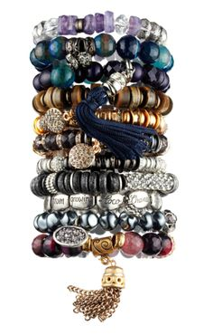 Many stores have them for 3- 4 times the price. L.P. Sterling Bracelets are made to order and with Love!