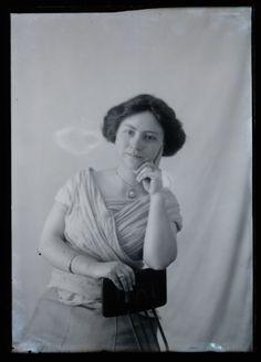 Hugh Mangum photographs - N401. From Duke Digital Collections. Collection: Hugh Mangum Photographs