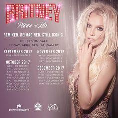 Britney Spears' 'Piece of Me' show closing singer ending Vegas residency