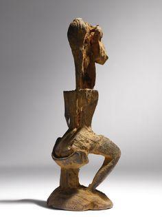 Guinea Bissau, Tribal Art, Iran, 1960s, Container, Sculpture, Beauty, Sixties Fashion, Sculptures