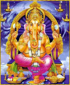 Ganesh: the remover of obstacles
