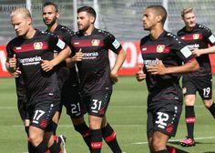 Bayer 04 Leverkusen 2016/17 Jako Home and Away Kits | FOOTBALL ...
