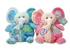 Resultado de imagen de elefantes para bebes de tela?trackid=sp-006