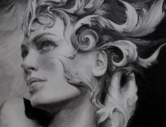 Illusion: This post includes a selection of drawings, a painting, and tattoos by Carlos Torres.    (image © Torres)    http://illusion.scene360.com/art/27801/divine/