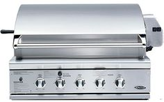 """Bring out the best in your food with the DCS 36"""" Stand Alone Traditional Natural Gas Grill. A Made from 18/8 stainless steel for maximum durability. http://www.zocko.com/z/JHlHz"""
