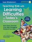 Teaching Kids with Learning Difficulties in Today's Classroom: How Every Teacher Can Help Struggling Students Succeed by Susan Winebrenner, Lisa M. Kiss  #DOEBibliography