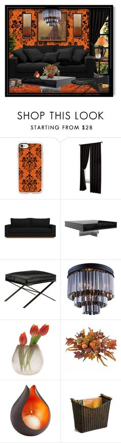 """O & B"" by julissag ❤ liked on Polyvore featuring interior, interiors, interior design, home, home decor, interior decorating, Casetify, BoConcept, Jonathan Adler and Elegant Lighting"