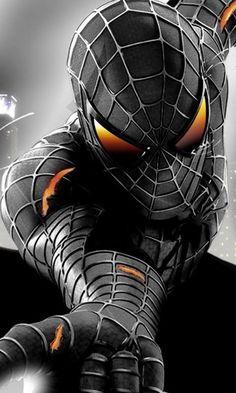 Superman Wallpaper, Deadpool Wallpaper, Iron Man Wallpaper, Avengers Wallpaper, Black Spiderman, Spiderman Art, Amazing Spiderman, Marvel Canvas, Marvel Art