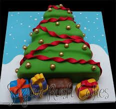 Image result for xmas sheet cakes
