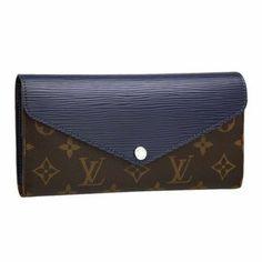 Marie Lou Long Wallet