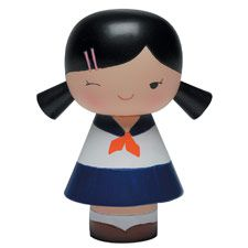 This is the Momiji Sakura Doll. They are no longer available and I want one so bad. These dolls have become my addiction.