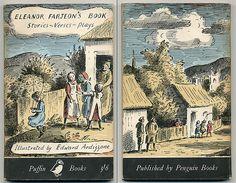 """Eleanor Farjeon's Book - Stories, Verses, Plays"" illustration by Edward Ardizzone"