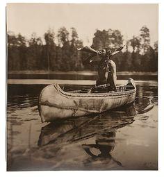 Old Photos - Ojibwa (aka Ojibwe, aka Ojibway)   www.American-Tribes.com