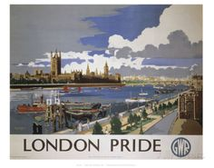 London Pride Stampa artistica