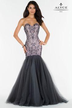The Hottest Dress Designer hands down! Alyce Paris.  Check out their dresses at alyceparis.com Style #6749 #http://pinterest.com/alyceparis