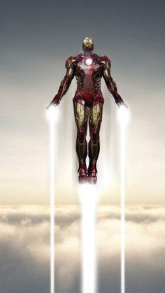 Iron Man - John Gallagher