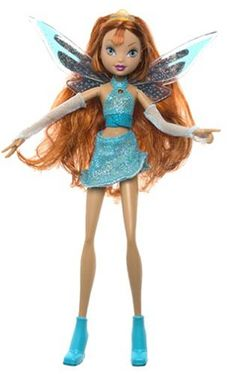 Ebook - Wikipedia Winx club 11.5 deluxe fashion doll flora