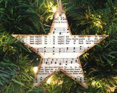 15e4a97f70d CUSTOM ORDER for Kristy - Patriotic Christmas Ornament. Adornos Rusticos Navidad ...