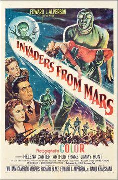 Invasion vom Mars: Poster & Kunstdruck von Posterlounge.de