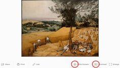 آلاف الصورة الفنية من متحف المتروبوليتان متوفرة مجانا أتاح الموقع الرسمي لمتحف المتروبوليتان للفنون هذا الأسبوع أكثر من 375 ألف صورة عالية الجودة لأعمال فنية مجانا وذلك بعد أن أجرى الموقع تعديلا على سياسة النشر.  ويوفر الموقع هذه الصور تحت رخصة المشاع الإبداعي Creative Commons Zero CC0 والتي تتيح للمستخدمين الاستفادة من الصور ونشرها والتعديل عليها مجانا ودون طلب إذن مسبق من أصحاب الحقوق بما في ذلك استخدام الصور في الأغراض التجارية.  وسيظهر للمستخدمين الذين يرغبون باستعراض المحتويات الفنية زر…