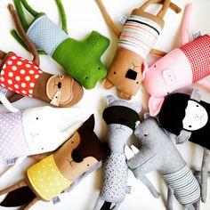 F U N a n i m a l s Finkelstein's centre #finktoys #handmade #knuffel #stuffedanimal #softtoy #plush #kidsroom #kidsroomdecoration #kinderkamerdecoratie #babykamer #babyknuffel #kraamkado #kraamfeest #knuffeldier